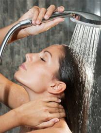 4种发质正确洗头频率