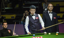 希望之星!中国19岁小将击败世界第一