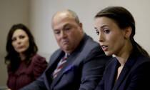美体操队医涉嫌涉猥亵百名女选手遭控诉