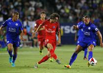 国际冠军杯-莱斯特奇迹不再 0-4负巴黎