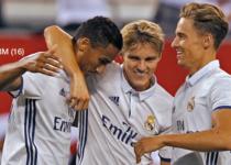 国际冠军杯-皇家马德里1-0拜仁慕尼黑