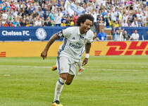 国际冠军杯-马塞洛建功 皇马3-2切尔西