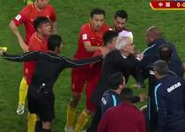 世预赛:里皮首秀国足0-0憾平卡塔尔
