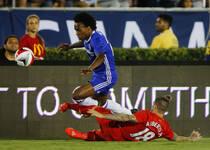 国际冠军杯-英超内战 切尔西1-0利物浦