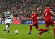 欧冠-拜仁惊天逆转 总比分6-4进八强