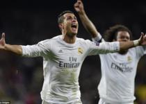 欧冠-皇家马德里3-0沃尔夫斯堡