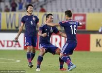 东亚杯-张贤秀点射山口萤轰世界波 韩国1-1日本