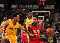 NBA-科比14+4告别新奥尔良 湖人吞4连败