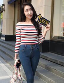韩国妹子在穿这些品牌