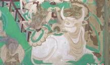 """敦煌壁画解读古代""""秋分"""":有牛为伴,笃定行远"""
