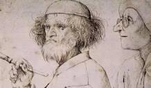 在维也纳看彼得·勃鲁盖尔画中的农民,乡村及人性