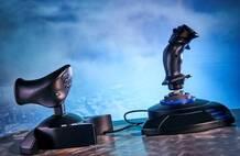 Thrustmaster发布旗下首款PS4系统官方摇杆