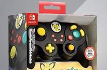 第三方厂商推出《Pokemon》Switch专用可爱手柄