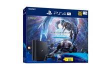 《怪物猎人世界:冰原》PS4 Pro同捆机9月开卖