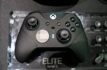 微软放出第2代Xbox One精英无线手柄实机全貌