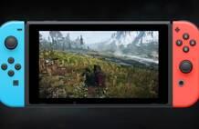 《巫师3》可以带着推坑了 Switch版发售日公开