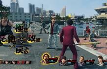 回合制的《如龙7》制作人公开战斗系统最新情报