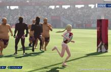 真不愧是日本 《2020东京奥运》角色幅度有点大