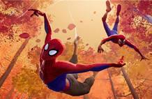 动画电影《蜘蛛侠:平行宇宙2》北美定档 2022年上映