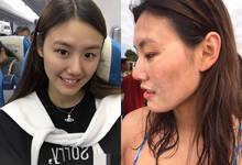 心疼!中国游泳新女神被晒成黑炭