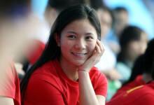 中国队包揽女子1米板金银 何姿美艳助阵