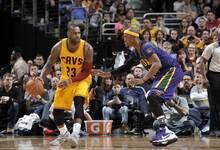 NBA-詹姆斯27+8欧文29分 骑士复仇鹈鹕