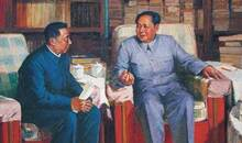 毛泽东重病逝世前给华国锋写了哪三条遗言?