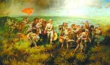 长征时红军班长陷沼泽拒战友援救:傻瓜 一个还不够