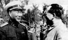 毛泽东曾为哪位开国大将发狠话:打击他就是为难我