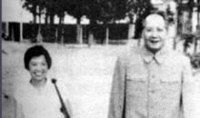 毛泽东为何对此女说:我死的时候你不要在我面前