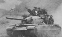 对越作战解放军如何用5辆坦克挡住越军一个师?