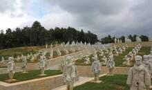 远征军老兵忆松山大战:都是踩着战友的尸体往上冲