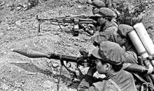 解放军靠何秘籍十分钟拿下易守难攻的越军工事?