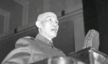 """蒋介石想当""""运输大队长""""在何人强烈反对下未成"""