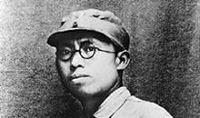 毛泽东唯一严格意义上悼念战友的诗是为谁而作