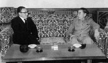 71年尼克松为何告诫基辛格:不要对周恩来过份热情