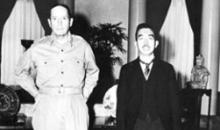 麦克阿瑟用一张什么样的照片瓦解日本人的天皇信仰