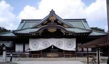 1945年美军将领曾欲烧毁靖国神社为何最终将其保留