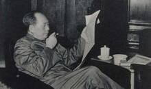 1953年得知何人逝世后 毛泽东曾不思茶饭只是吸烟