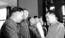 开国十大将授衔时都是何职务 生前最后任职何岗位