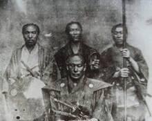 日本最古老的五张照片