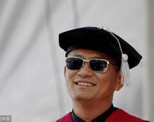 首位获哈佛荣誉博士的中国导演