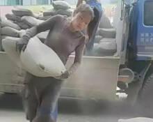 一位走红的水泥工