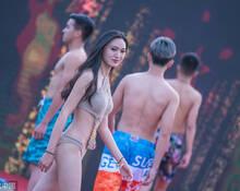 武汉校园模特大赛引爆激情夏日