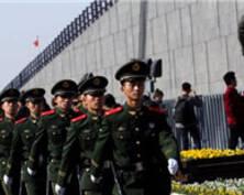 国家公祭日|江东门纪念馆外肃穆氛围(组图)