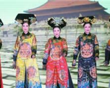南京中老年时尚达人婀娜多姿秀身段(组图)