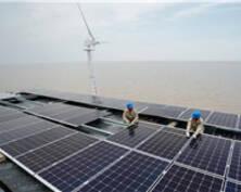 江蘇:大力推進開山島供電能力建設(組圖)