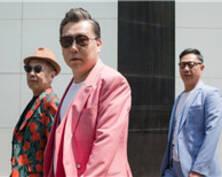 """南京小伙把三位老人拍成""""超模""""致青春(组图)"""