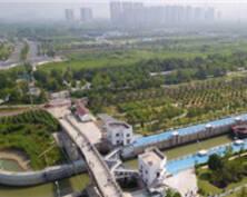 南京民众走进秦淮河航道 感受水运文化(组图)
