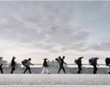 【凤凰在现场】南京到山西,30天行脚1000公里